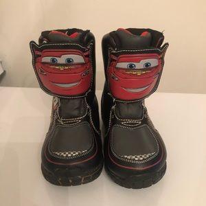 Disney Pixar Cars toddler boot
